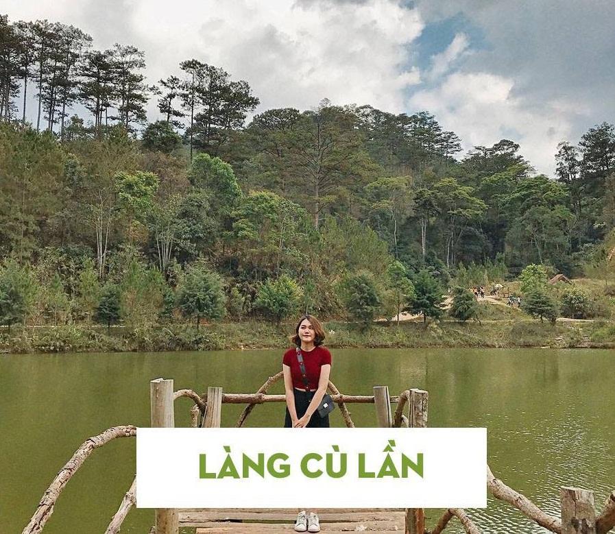 Địa điểm chụp ảnh đẹp ở Đà Lạt