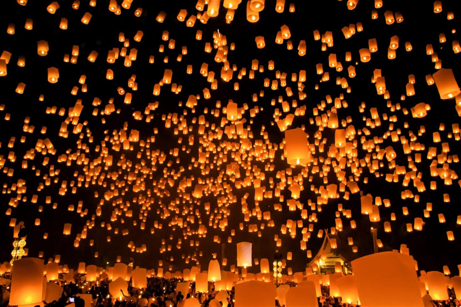 du lịch Thái Lan tết Nguyên Đán