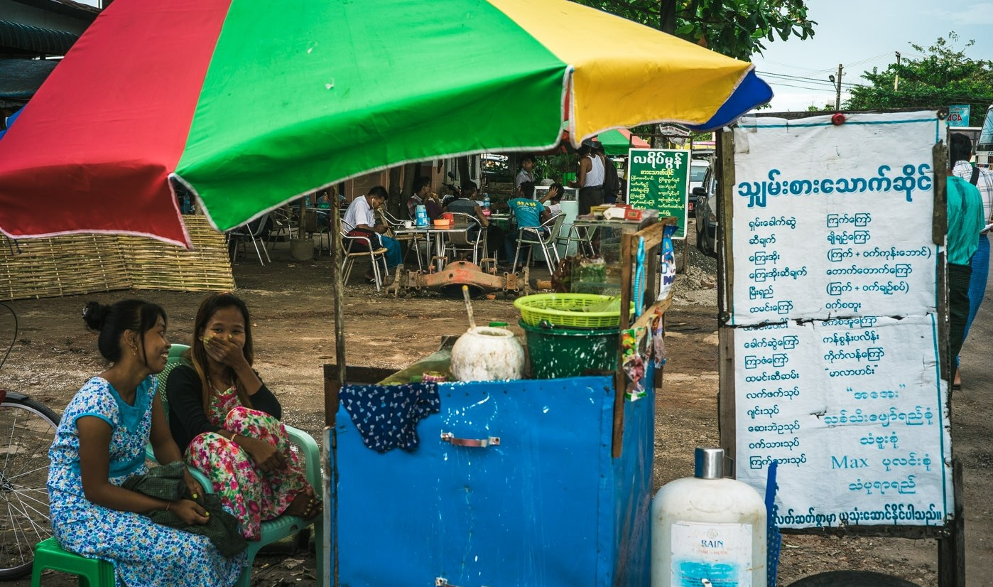 du lịch myanmar tự túc