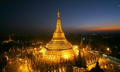 du lịch Myanmar tết