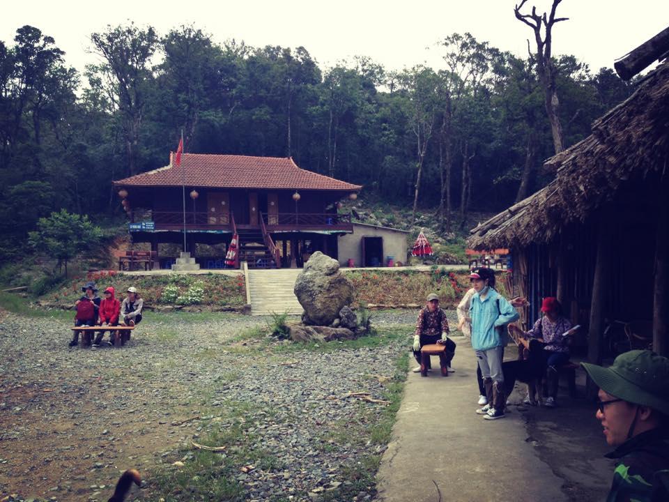 công viên tam đảo