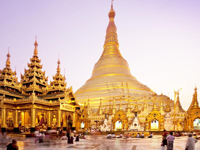 Kinh nghiệm du lịch Myanmar những ngày cận tết