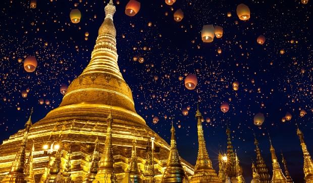 Du lịch Myanmar dịp tết Nguyên Đán