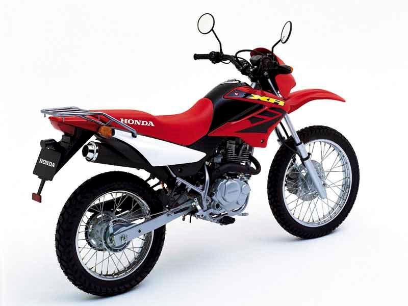 xe phượt Honda