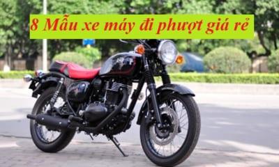 xe máy đi phượt giá rẻ