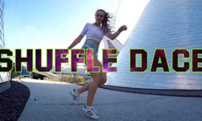 nhạc nhảy shuffle dance