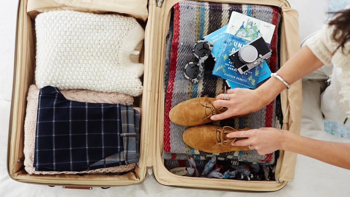 Chọn đồ đi du lịch cực chất cho phái nữ