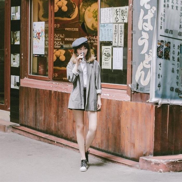 trang phục du lịch cực chất