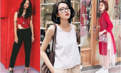 thời trang tết 2019 cho nữ