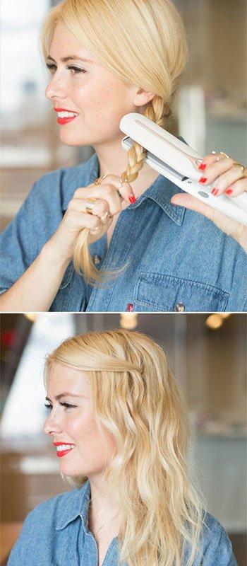 các kiểu tóc xoăn đẹp