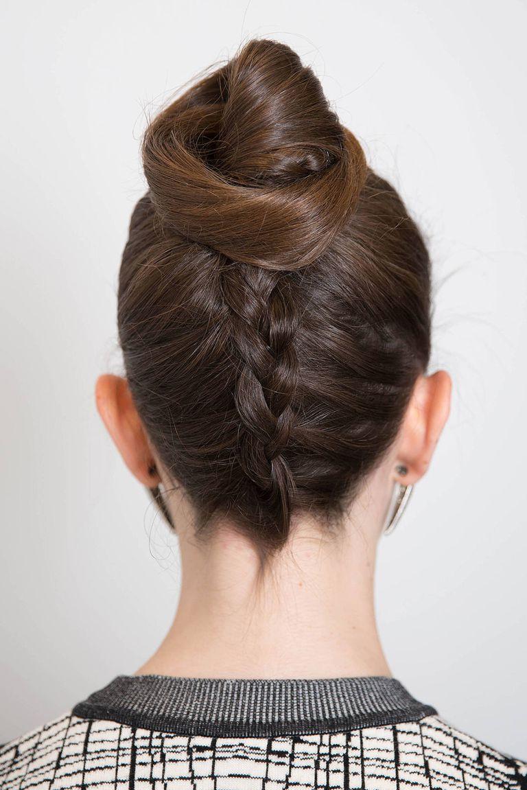 các kiểu tóc tết đẹp dễ làm