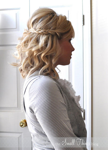 các cách tết tóc kiểu hàn quốc