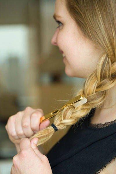 các kiểu tóc tết đẹp dễ dàng