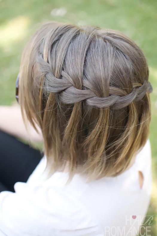 các kiểu tóc ngang vai