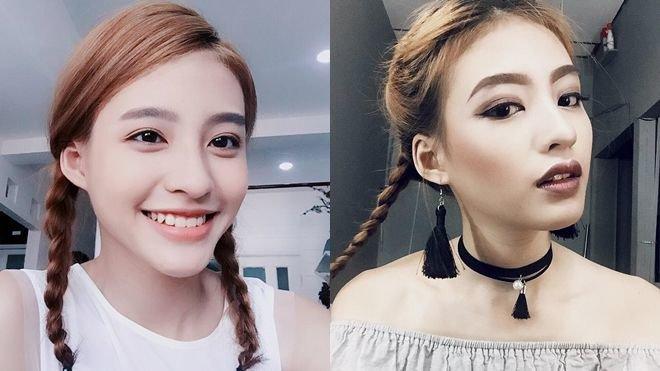 Các kiểu tết tóc đẹp Hàn Quốc